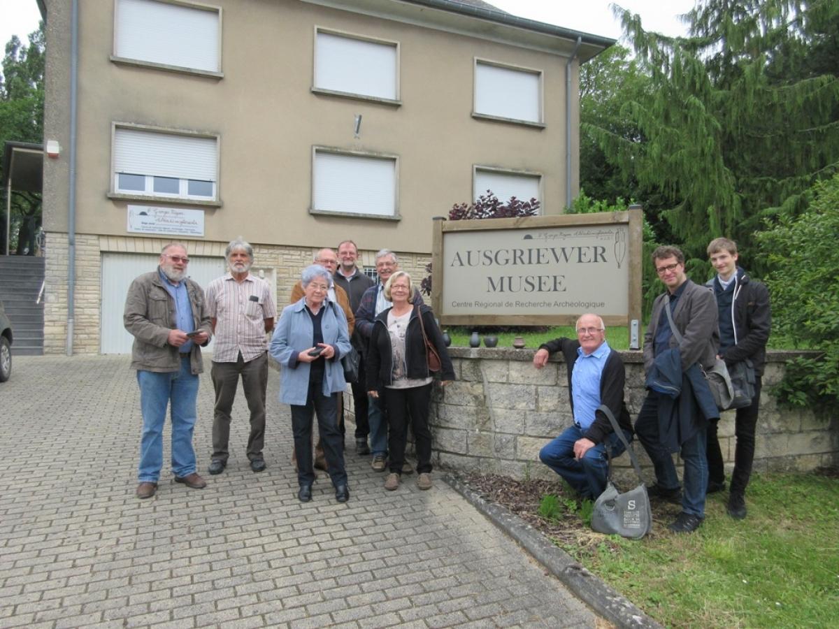 Exkursion nach Luxemburg