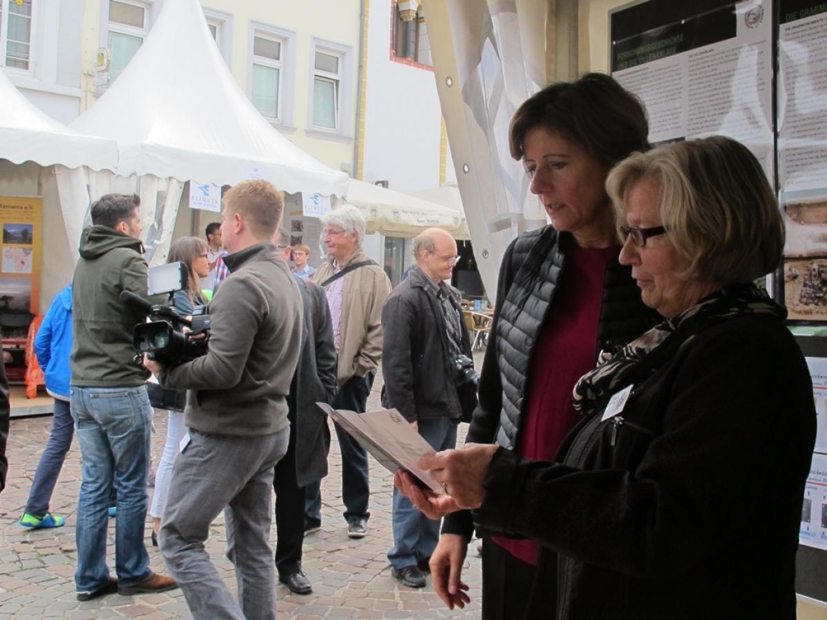 Landesweiter Ehrenamtstag in Trier